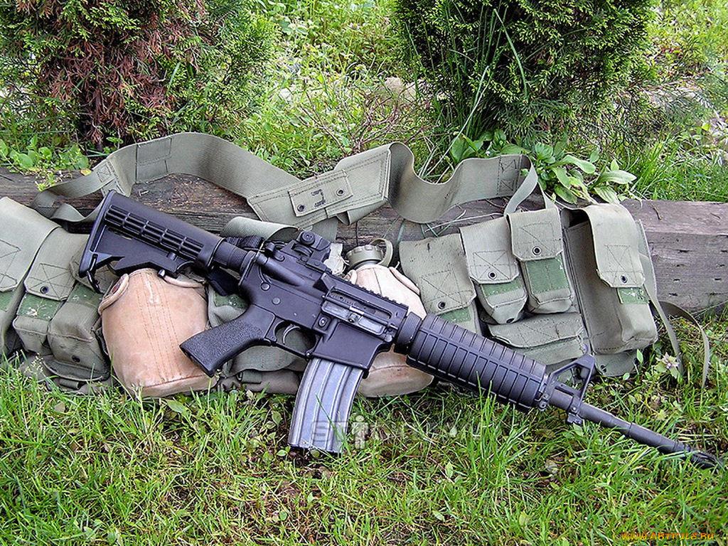 Военные автоматы картинки